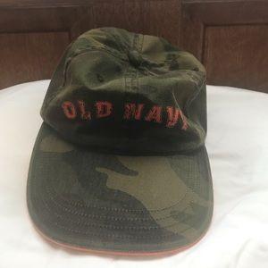 Old Navy Camo Hat